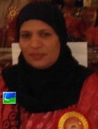Mrs. Salma A. HamzaJP, MAMember of UC