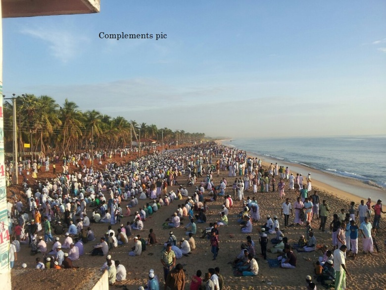 kattankudy beach
