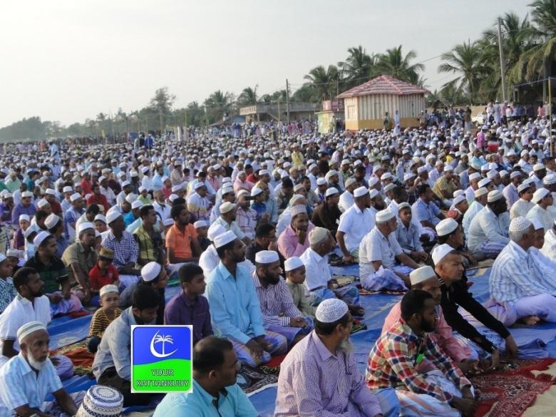 eid prayer
