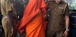 monk arrest