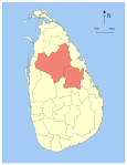 Sri Lanka north central