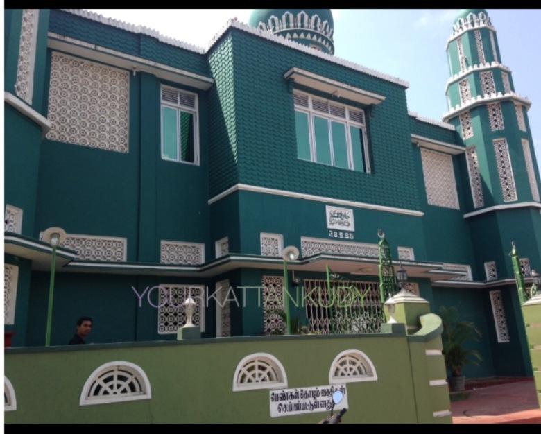 Jamius salam masjid Batticaloa
