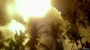 Kerala fire