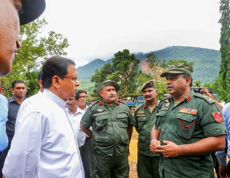 maithiri army