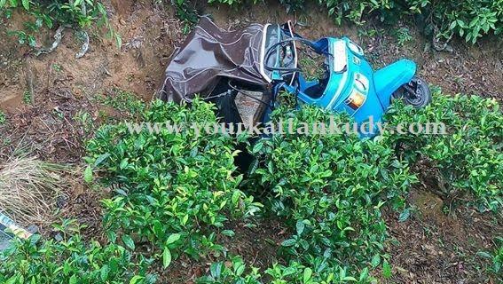 auto accident pusallawa