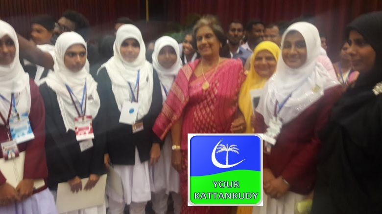 chandrika-with-students