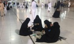4-women-playing-card-in-haram-1 saudi