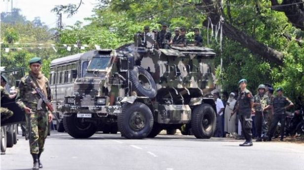 army stf kandy