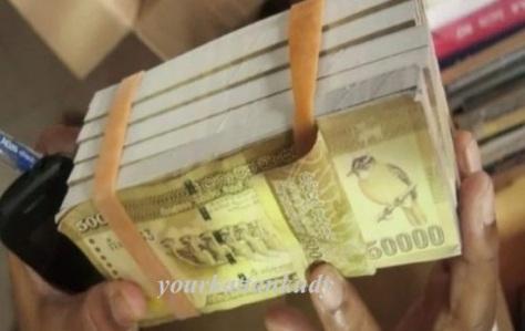 fake note - cah- money