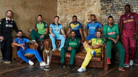 cricket world cup captains